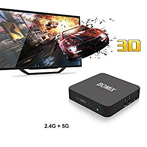 BOMIX Smart TV Box Android 7 - So far so good with this little box