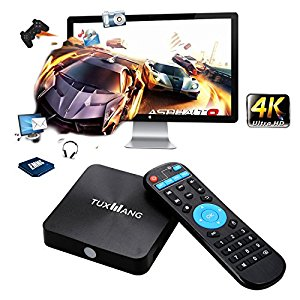 TUXWANG TV Box - TV Box Android 5 : Good way to get media to tv